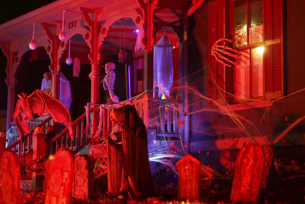 The History of Halloween makes for an interesting story, stretching back centuries