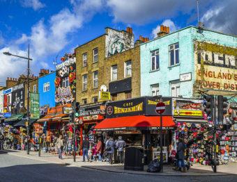 London's Coolest Neighborhoods
