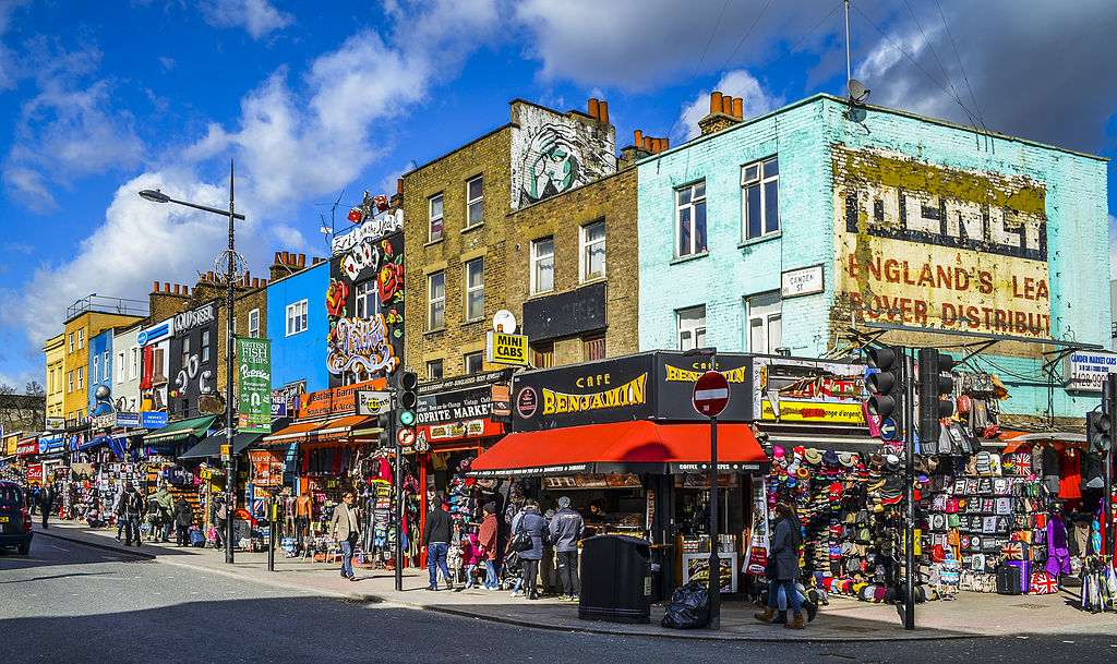 London's Coolest Neighborhoods