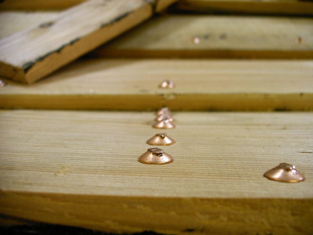 copper-nails