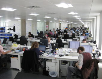 Five ways to make your office more comfortable