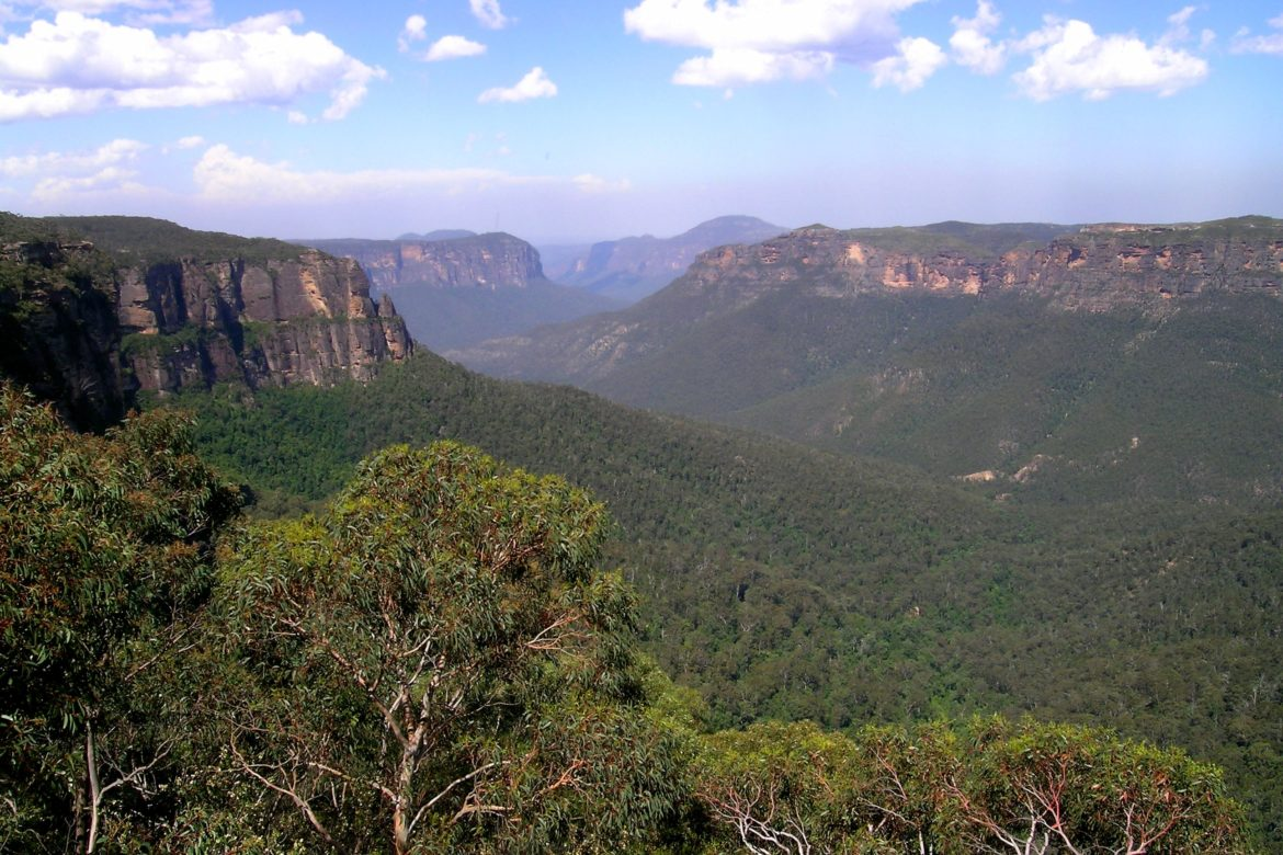 The Best Way to See the Blue Mountains
