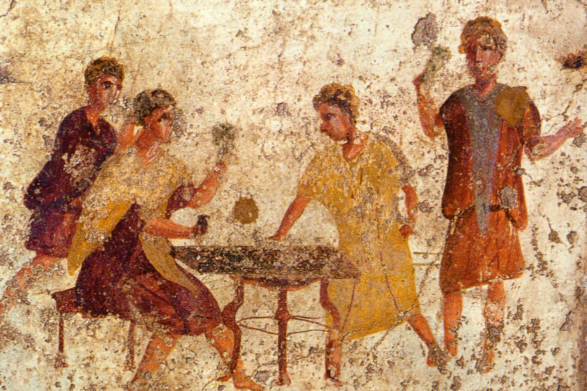 Evidence of Gambling in Ancient Civilizations