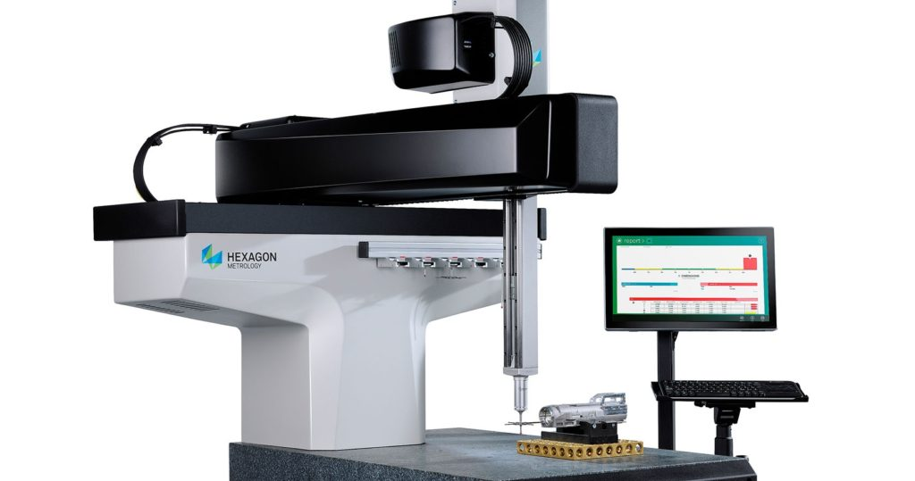 Used Coordinate Measuring Machines offer a big return on investment for many firms