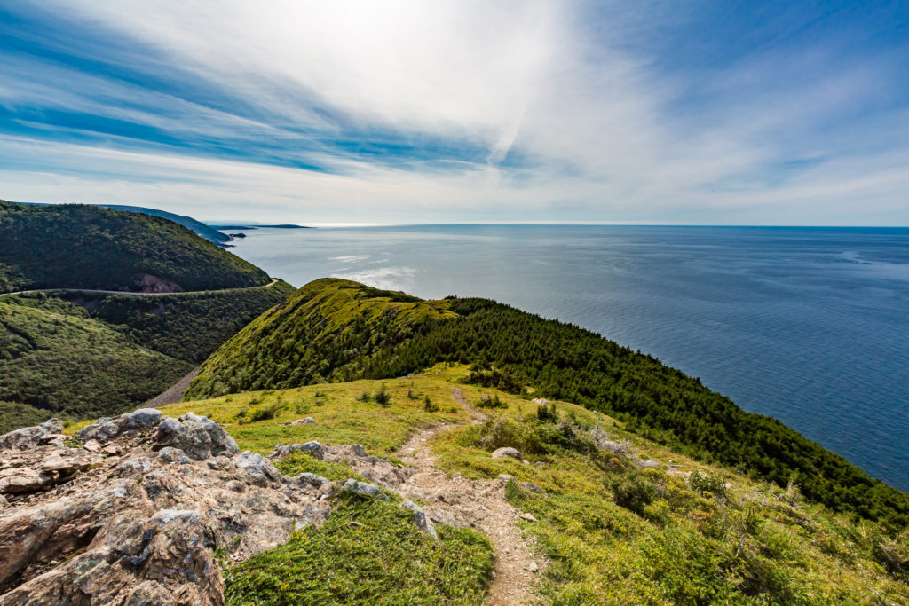 Any vacation in Nova Scotia should include a drive around the Cabot Trail