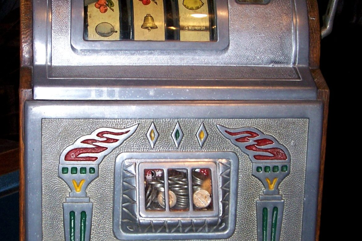 Breakdown of Slot Machines