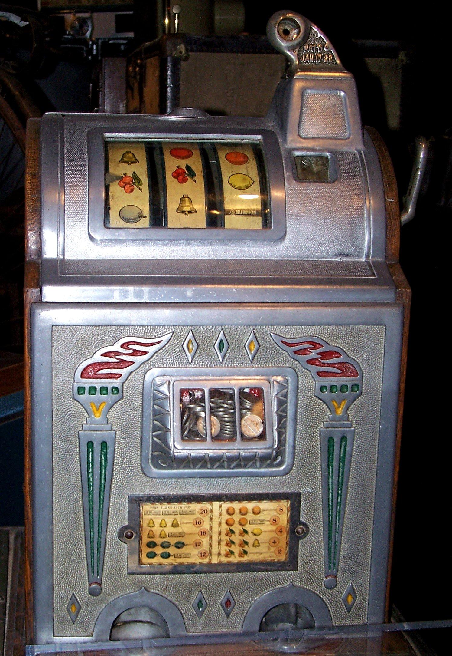 I trucchi delle slot machine