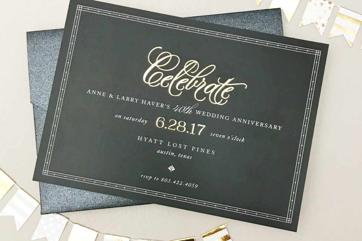 Making Your Wedding Day Special Starts With Special Invites