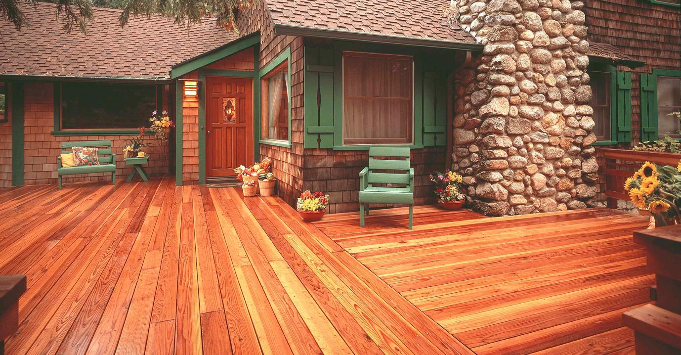 Why you should choose Redwood Decking
