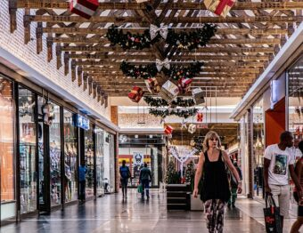 Top Five Shopping Centres in the UK